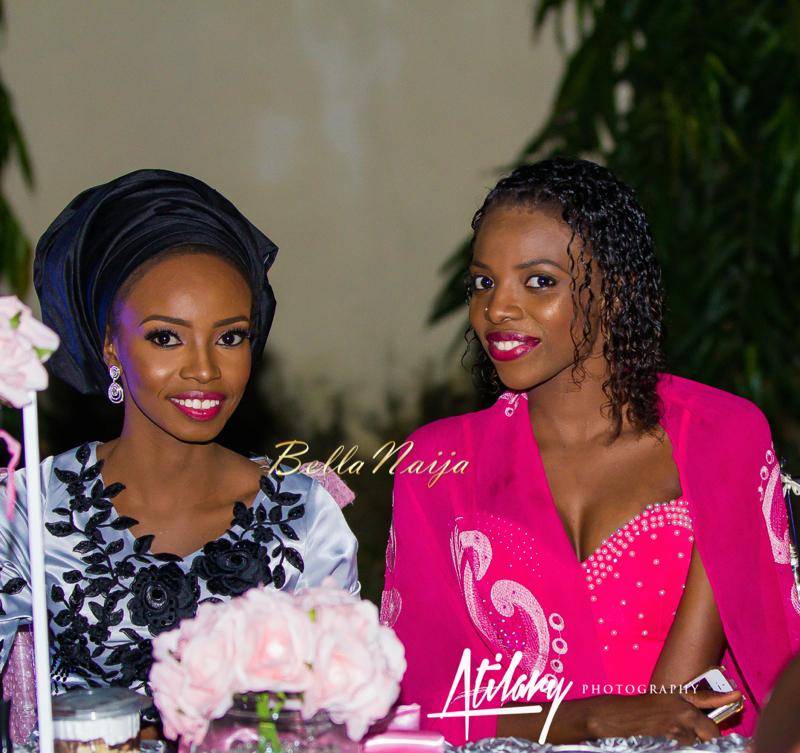 Farida Salisu Yusha'u & Abubakar Sani Aminu | Hausa Muslim Nigerian Wedding | Atilary Photography | BellaNaija - October 2014 019.IMG_8853