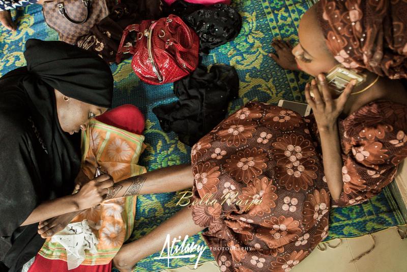 Farida Salisu Yusha'u & Abubakar Sani Aminu | Hausa Muslim Nigerian Wedding | Atilary Photography | BellaNaija - October 2014 02.862C6157