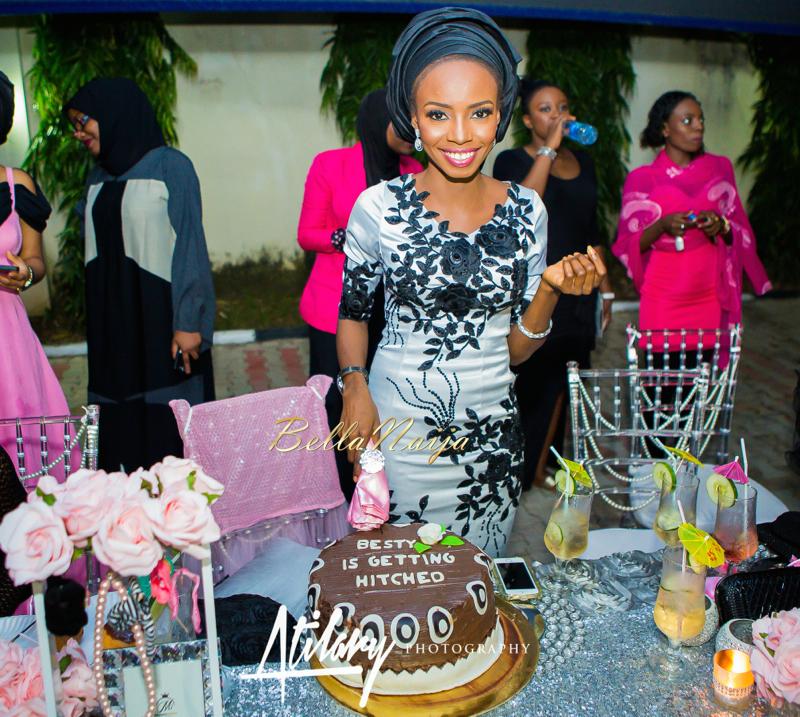 Farida Salisu Yusha'u & Abubakar Sani Aminu | Hausa Muslim Nigerian Wedding | Atilary Photography | BellaNaija - October 2014 020.862C5989