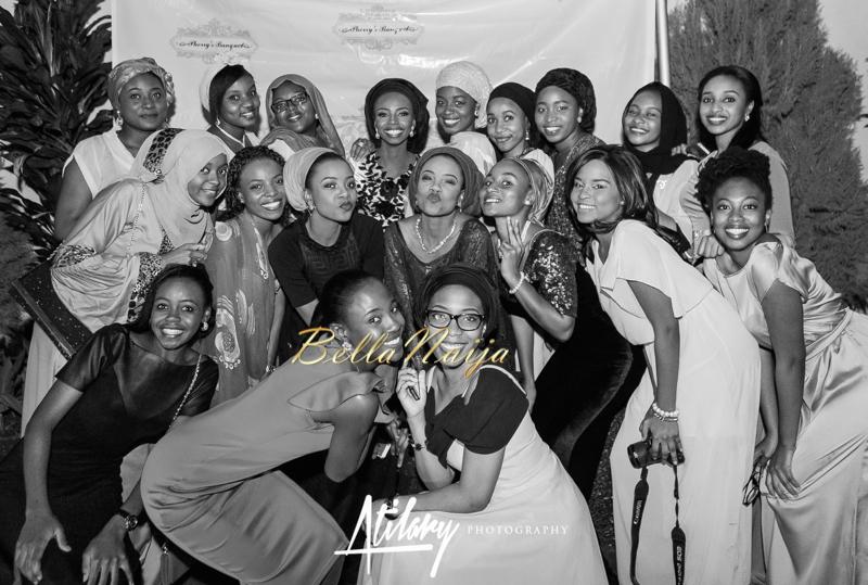 Farida Salisu Yusha'u & Abubakar Sani Aminu | Hausa Muslim Nigerian Wedding | Atilary Photography | BellaNaija - October 2014 021.862C6030