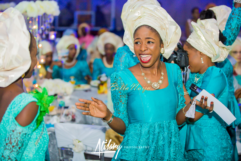 Farida Salisu Yusha'u & Abubakar Sani Aminu | Hausa Muslim Nigerian Wedding | Atilary Photography | BellaNaija - October 2014 026.862C6824