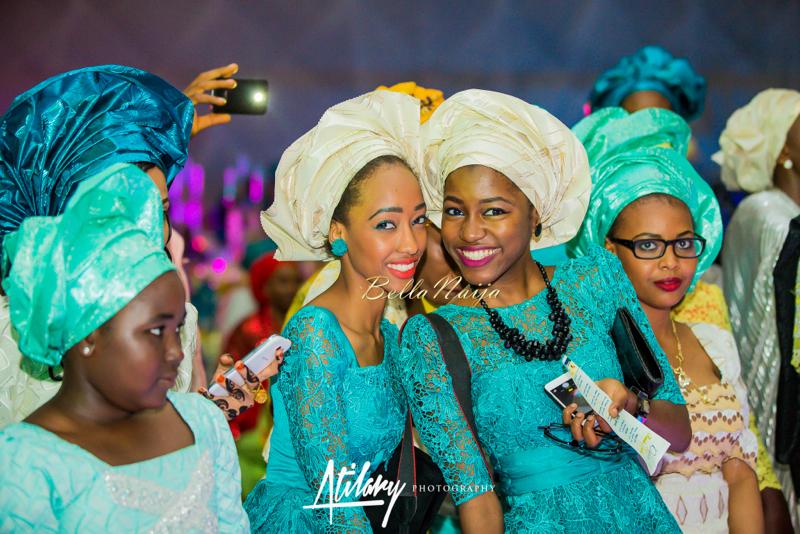 Farida Salisu Yusha'u & Abubakar Sani Aminu | Hausa Muslim Nigerian Wedding | Atilary Photography | BellaNaija - October 2014 028.862C6829