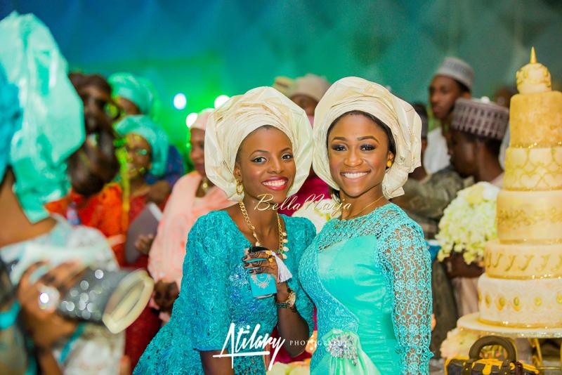 Farida Salisu Yusha'u & Abubakar Sani Aminu | Hausa Muslim Nigerian Wedding | Atilary Photography | BellaNaija - October 2014 030.862C6832