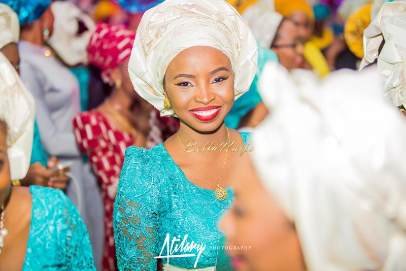 Farida Salisu Yusha'u & Abubakar Sani Aminu | Hausa Muslim Nigerian Wedding | Atilary Photography | BellaNaija - October 2014 031.862C6836