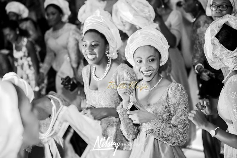 Farida Salisu Yusha'u & Abubakar Sani Aminu | Hausa Muslim Nigerian Wedding | Atilary Photography | BellaNaija - October 2014 035.862C6942