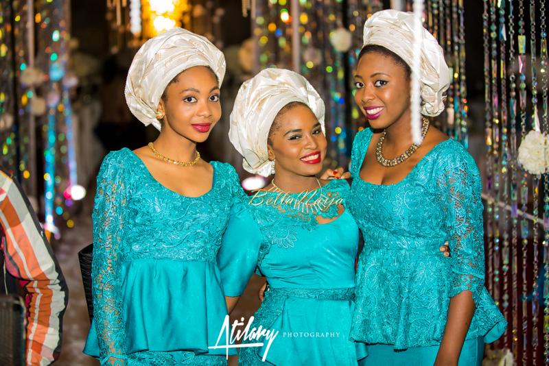 Farida Salisu Yusha'u & Abubakar Sani Aminu | Hausa Muslim Nigerian Wedding | Atilary Photography | BellaNaija - October 2014 037.862C6993