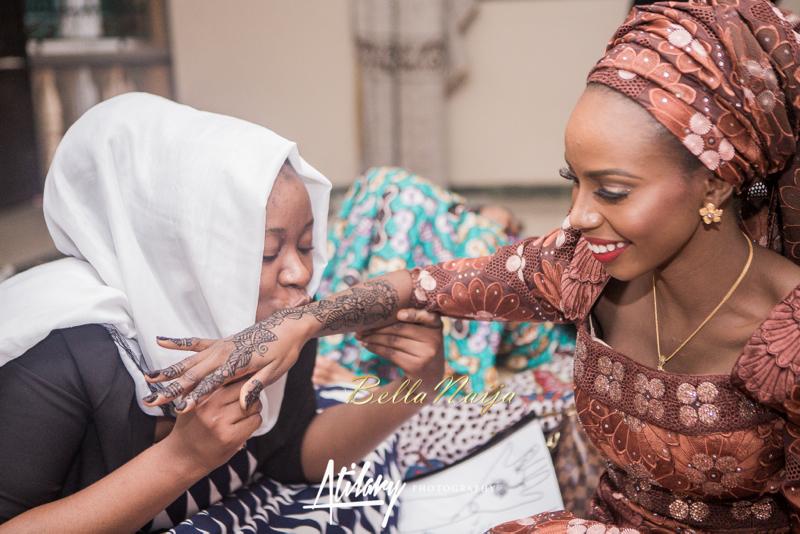 Farida Salisu Yusha'u & Abubakar Sani Aminu | Hausa Muslim Nigerian Wedding | Atilary Photography | BellaNaija - October 2014 04.862C6217