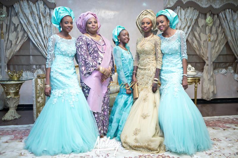Farida Salisu Yusha'u & Abubakar Sani Aminu | Hausa Muslim Nigerian Wedding | Atilary Photography | BellaNaija - October 2014 042.862C7051