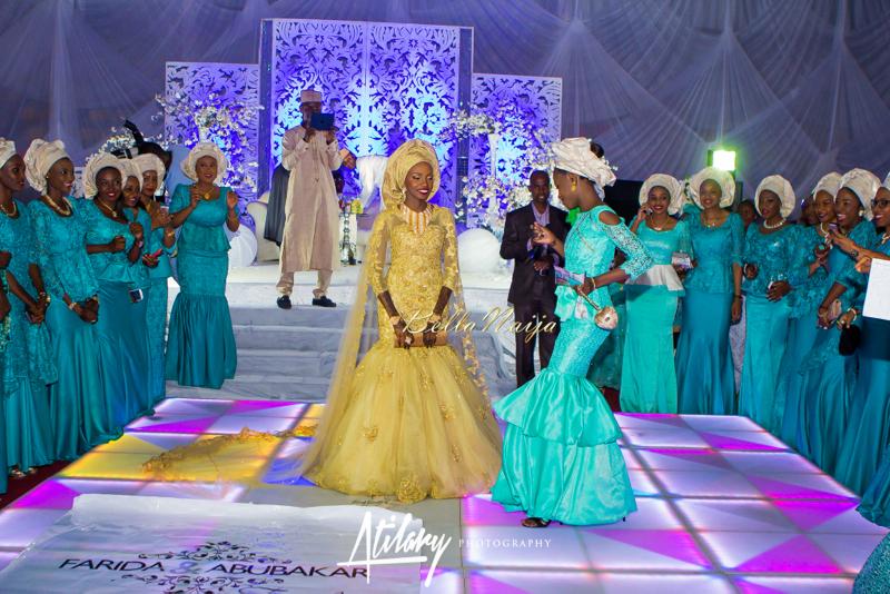Farida Salisu Yusha'u & Abubakar Sani Aminu | Hausa Muslim Nigerian Wedding | Atilary Photography | BellaNaija - October 2014 048.IMG_9249