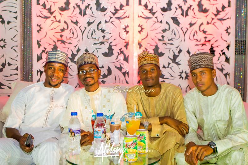 Farida Salisu Yusha'u & Abubakar Sani Aminu | Hausa Muslim Nigerian Wedding | Atilary Photography | BellaNaija - October 2014 050.IMG_9262