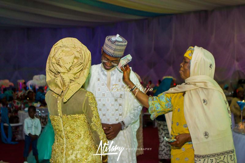 Farida Salisu Yusha'u & Abubakar Sani Aminu | Hausa Muslim Nigerian Wedding | Atilary Photography | BellaNaija - October 2014 052.IMG_9273