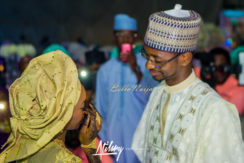 Farida Salisu Yusha'u & Abubakar Sani Aminu | Hausa Muslim Nigerian Wedding | Atilary Photography | BellaNaija - October 2014 053.IMG_9293