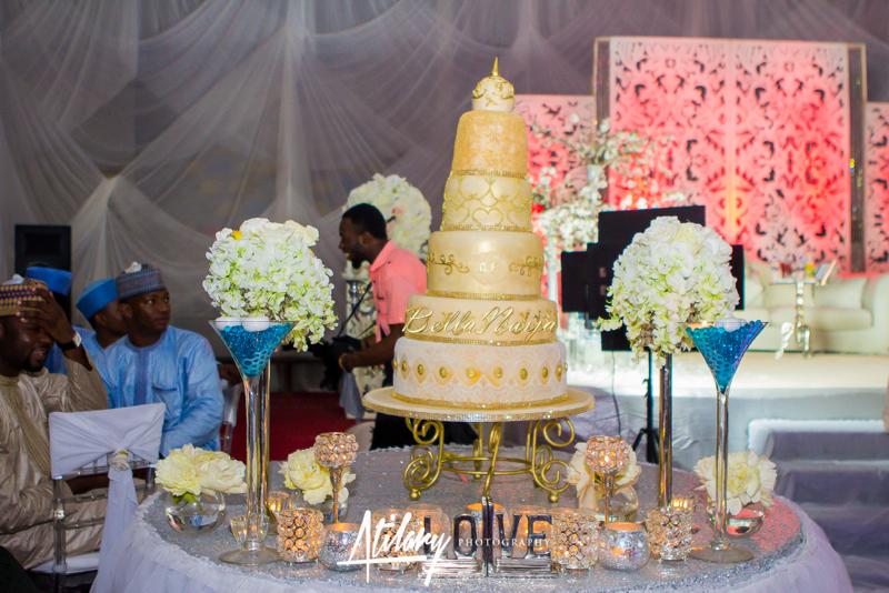 Farida Salisu Yusha'u & Abubakar Sani Aminu | Hausa Muslim Nigerian Wedding | Atilary Photography | BellaNaija - October 2014 056.IMG_9314