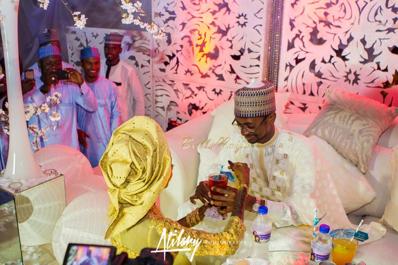 Farida Salisu Yusha'u & Abubakar Sani Aminu | Hausa Muslim Nigerian Wedding | Atilary Photography | BellaNaija - October 2014 058.IMG_9342