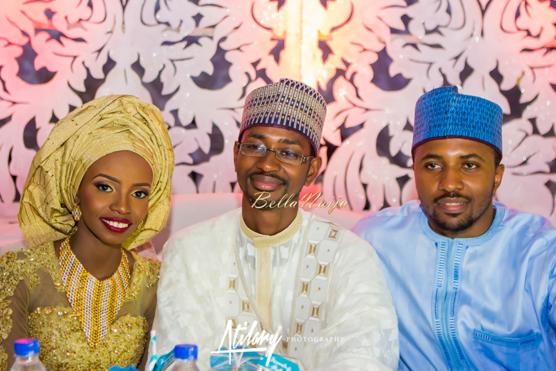Farida Salisu Yusha'u & Abubakar Sani Aminu | Hausa Muslim Nigerian Wedding | Atilary Photography | BellaNaija - October 2014 061.IMG_9400