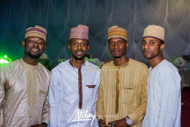 Farida Salisu Yusha'u & Abubakar Sani Aminu | Hausa Muslim Nigerian Wedding | Atilary Photography | BellaNaija - October 2014 064.IMG_9431