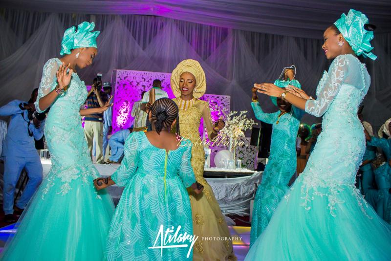 Farida Salisu Yusha'u & Abubakar Sani Aminu | Hausa Muslim Nigerian Wedding | Atilary Photography | BellaNaija - October 2014 067.IMG_9483