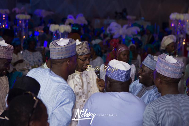 Farida Salisu Yusha'u & Abubakar Sani Aminu | Hausa Muslim Nigerian Wedding | Atilary Photography | BellaNaija - October 2014 069.IMG_9536