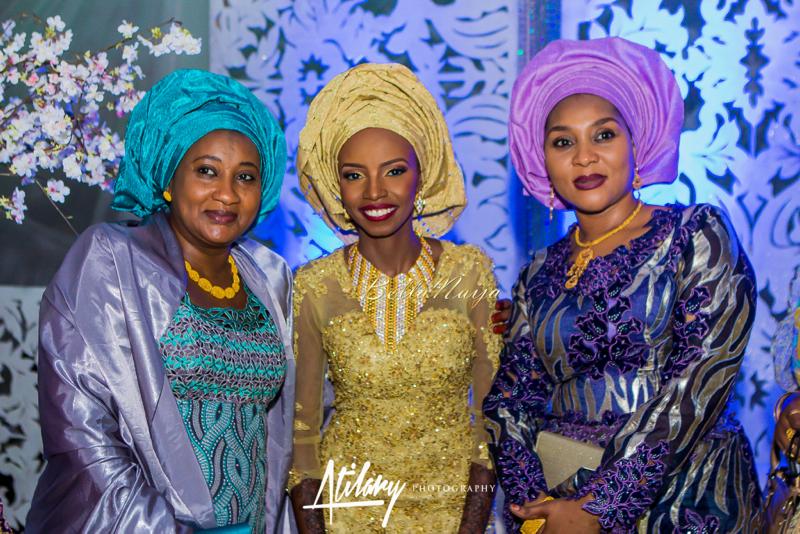 Farida Salisu Yusha'u & Abubakar Sani Aminu | Hausa Muslim Nigerian Wedding | Atilary Photography | BellaNaija - October 2014 072.IMG_9566
