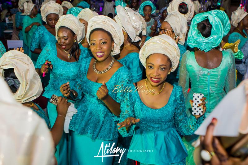 Farida Salisu Yusha'u & Abubakar Sani Aminu | Hausa Muslim Nigerian Wedding | Atilary Photography | BellaNaija - October 2014 073.IMG_9582