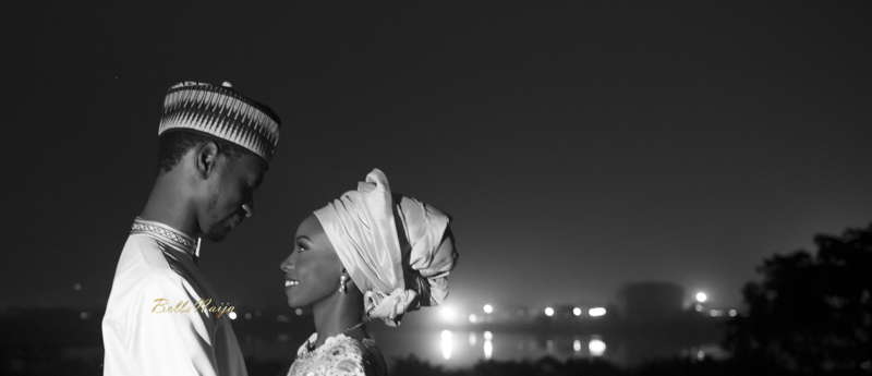 Farida Salisu Yusha'u & Abubakar Sani Aminu | Hausa Muslim Nigerian Wedding | Maigaskiya Photography | BellaNaija - October 2014 01.photo