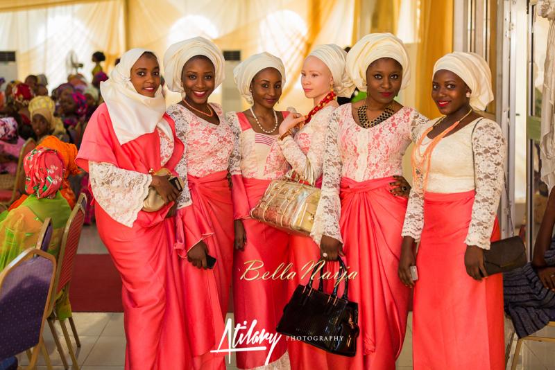 Farida Salisu Yusha'u & Abubakar Sani Aminu | Kamu - Hausa Muslim Nigerian Wedding | Atilary Photography | BellaNaija - October 2014 005.862C7196