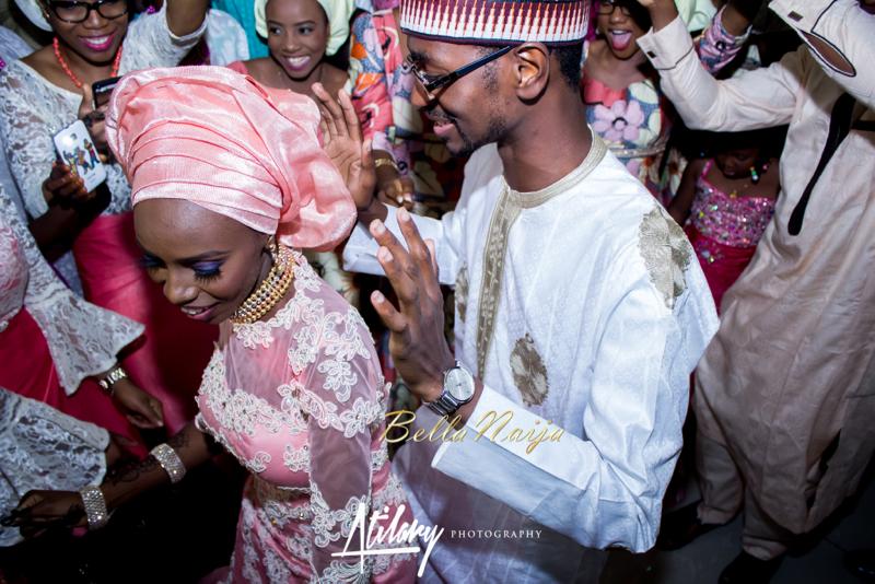 Farida Salisu Yusha'u & Abubakar Sani Aminu | Kamu - Hausa Muslim Nigerian Wedding | Atilary Photography | BellaNaija - October 2014 006.IMG_0010