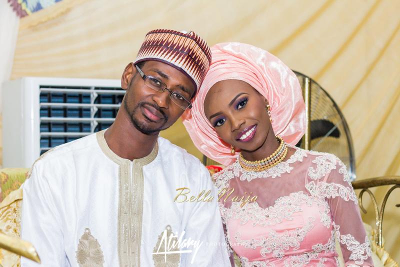 Farida Salisu Yusha'u & Abubakar Sani Aminu | Kamu - Hausa Muslim Nigerian Wedding | Atilary Photography | BellaNaija - October 2014 007.IMG_0028