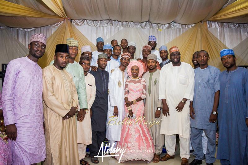Farida Salisu Yusha'u & Abubakar Sani Aminu | Kamu - Hausa Muslim Nigerian Wedding | Atilary Photography | BellaNaija - October 2014 008.IMG_0096