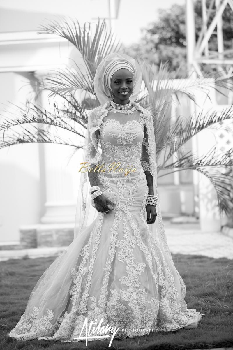 Farida Salisu Yusha'u & Abubakar Sani Aminu | Kamu - Hausa Muslim Nigerian Wedding | Atilary Photography | BellaNaija - October 2014 01.862C7132