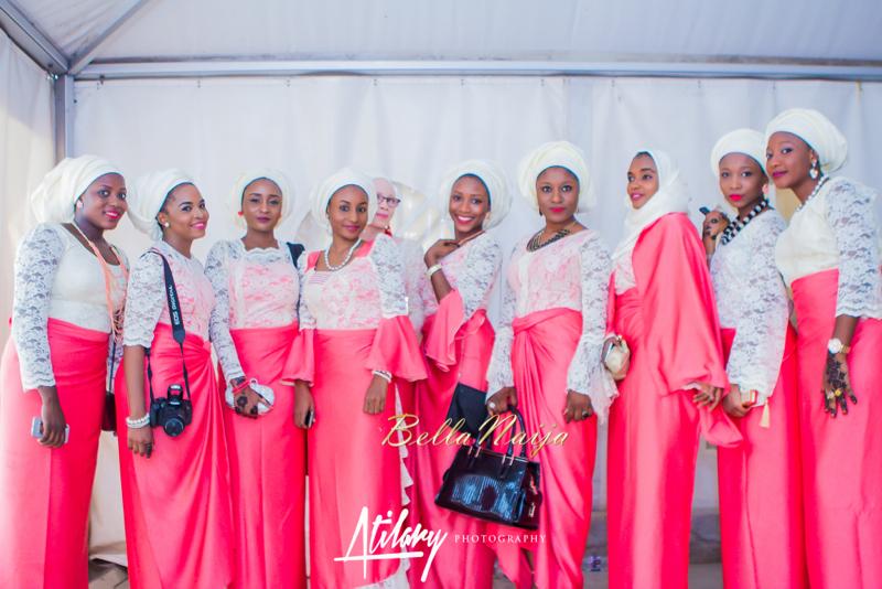 Farida Salisu Yusha'u & Abubakar Sani Aminu | Kamu - Hausa Muslim Nigerian Wedding | Atilary Photography | BellaNaija - October 2014 016.IMG_9754