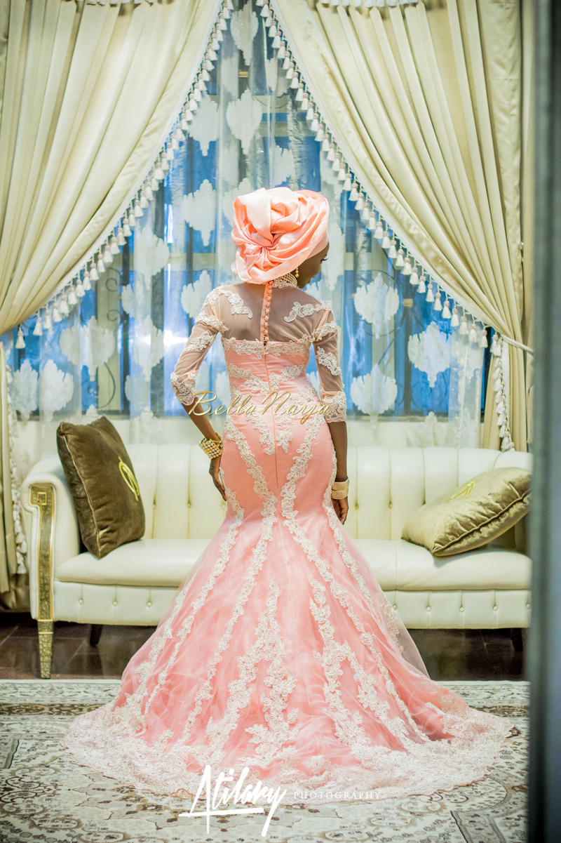 Hausa muslim nigerian wedding atilary photography bellanaija