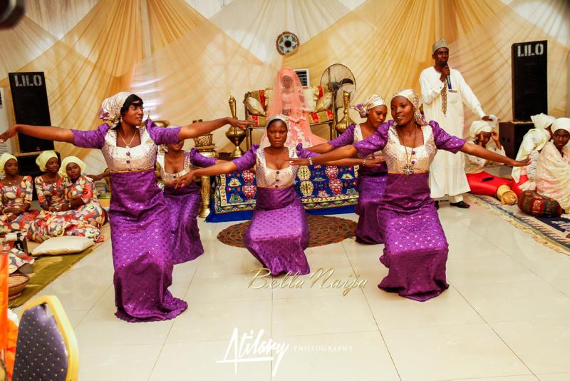 Farida Salisu Yusha'u & Abubakar Sani Aminu | Kamu - Hausa Muslim Nigerian Wedding | Atilary Photography | BellaNaija - October 2014 029._MG_8336