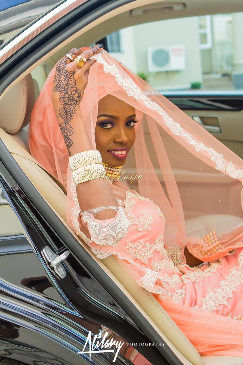 Farida Salisu Yusha'u & Abubakar Sani Aminu | Kamu - Hausa Muslim Nigerian Wedding | Atilary Photography | BellaNaija - October 2014 03.IMG_9720
