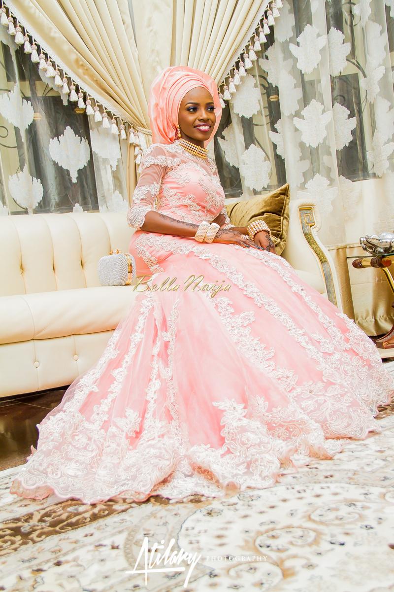 Farida Salisu Yusha'u & Abubakar Sani Aminu | Kamu - Hausa Muslim Nigerian Wedding | Atilary Photography | BellaNaija - October 2014 04._MG_8616