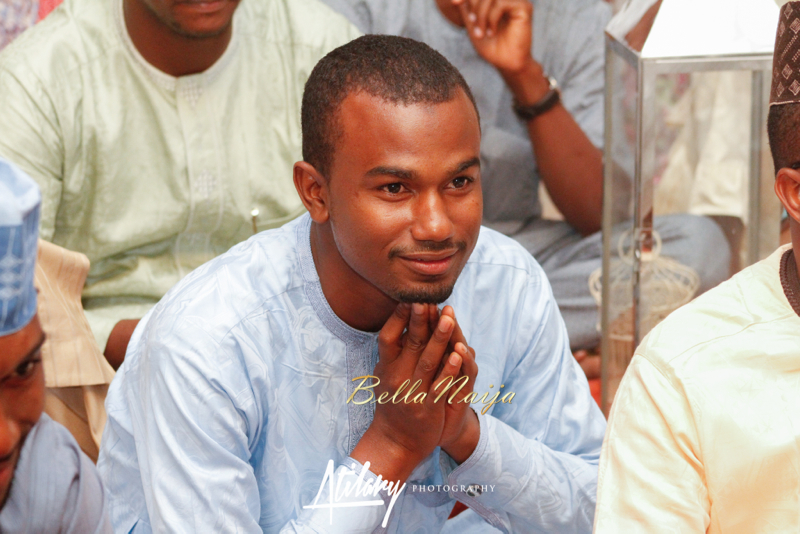 Farida Salisu Yusha'u & Abubakar Sani Aminu | Kamu - Hausa Muslim Nigerian Wedding | Atilary Photography | BellaNaija - October 2014 040._MG_8496