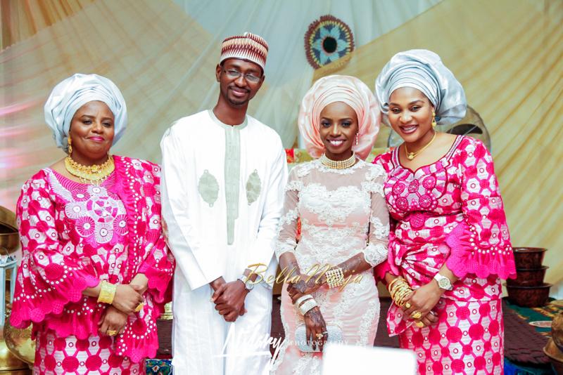 Farida Salisu Yusha'u & Abubakar Sani Aminu | Kamu - Hausa Muslim Nigerian Wedding | Atilary Photography | BellaNaija - October 2014 044._MG_8538