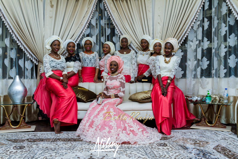 Farida Salisu Yusha'u & Abubakar Sani Aminu | Kamu - Hausa Muslim Nigerian Wedding | Atilary Photography | BellaNaija - October 2014 048._MG_8648
