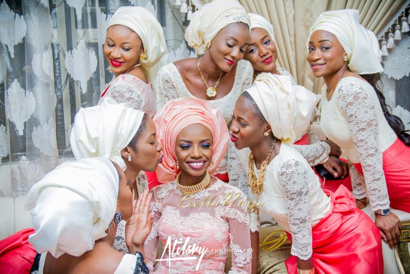 Farida Salisu Yusha'u & Abubakar Sani Aminu | Kamu - Hausa Muslim Nigerian Wedding | Atilary Photography | BellaNaija - October 2014 050._MG_8653