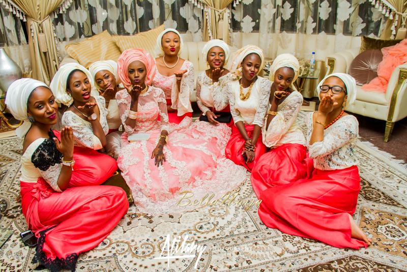 Farida Salisu Yusha'u & Abubakar Sani Aminu | Kamu - Hausa Muslim Nigerian Wedding | Atilary Photography | BellaNaija - October 2014 054._MG_8684
