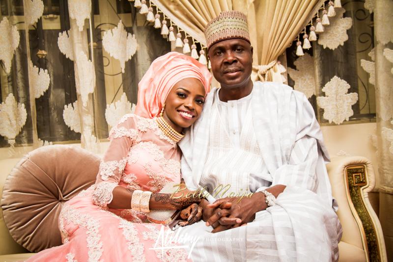 Farida Salisu Yusha'u & Abubakar Sani Aminu | Kamu - Hausa Muslim Nigerian Wedding | Atilary Photography | BellaNaija - October 2014 055._MG_8690