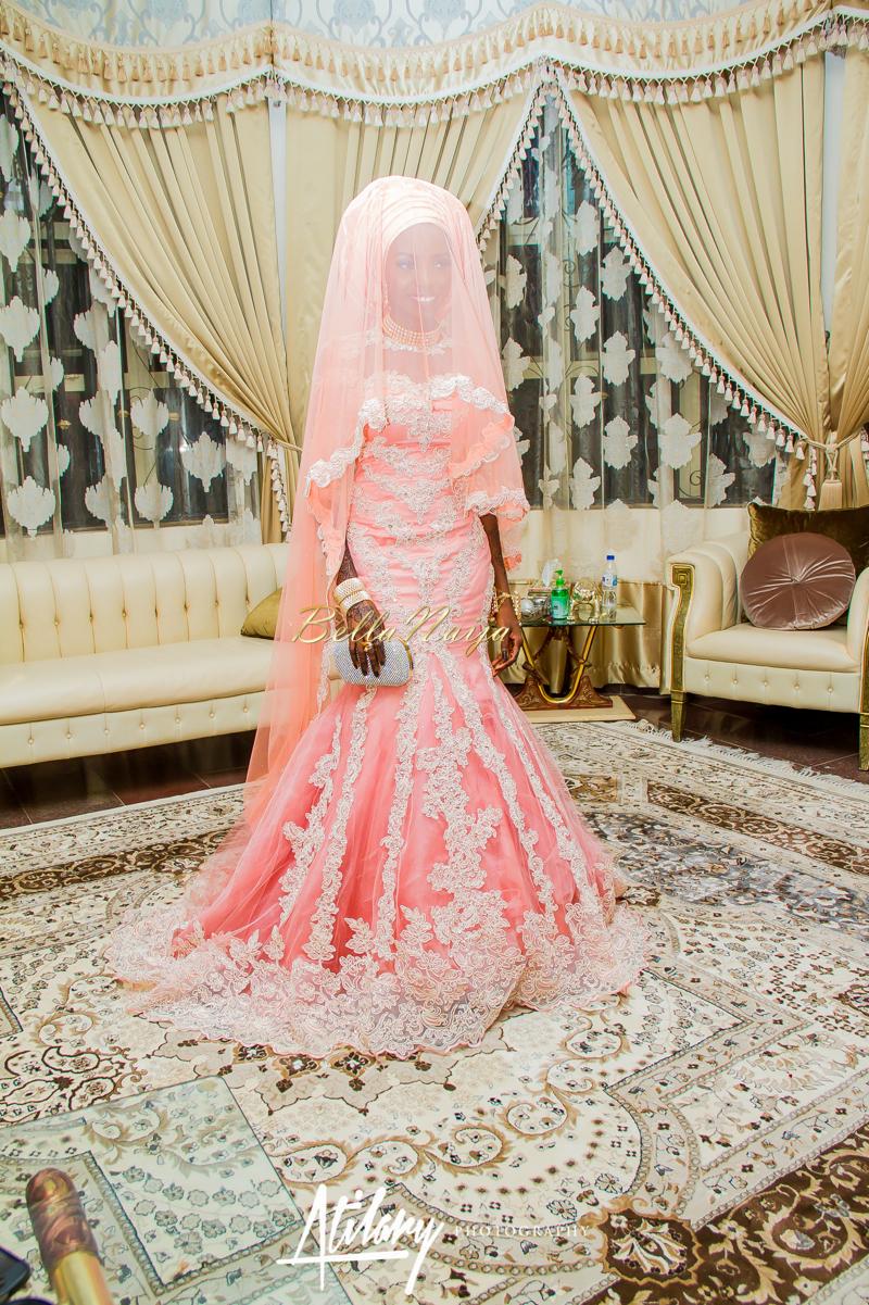 Farida Salisu Yusha'u & Abubakar Sani Aminu | Kamu - Hausa Muslim Nigerian Wedding | Atilary Photography | BellaNaija - October 2014 06._MG_8632