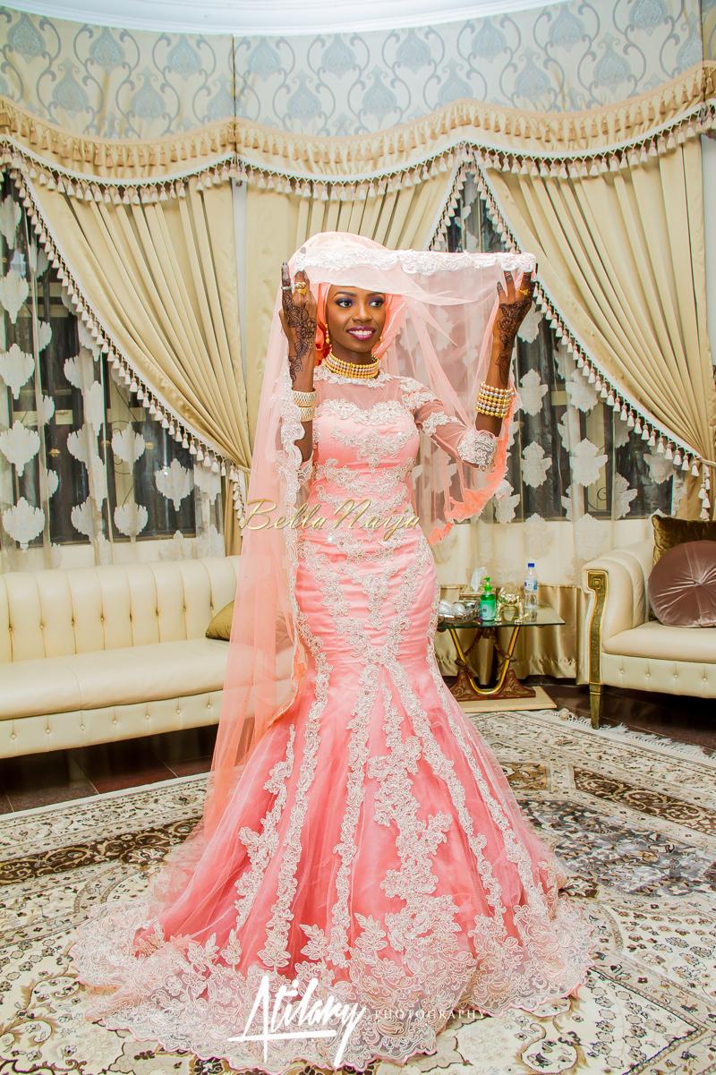 Farida Salisu Yusha'u & Abubakar Sani Aminu | Kamu - Hausa Muslim Nigerian Wedding | Atilary Photography | BellaNaija - October 2014 07._MG_8633