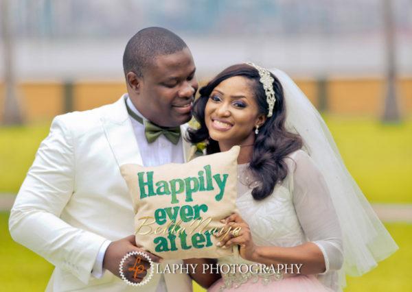 Foluso & Tunde Leye | Yoruba Lagos Nigerian Wedding | Laphy Photography | BellaNaija 0.50