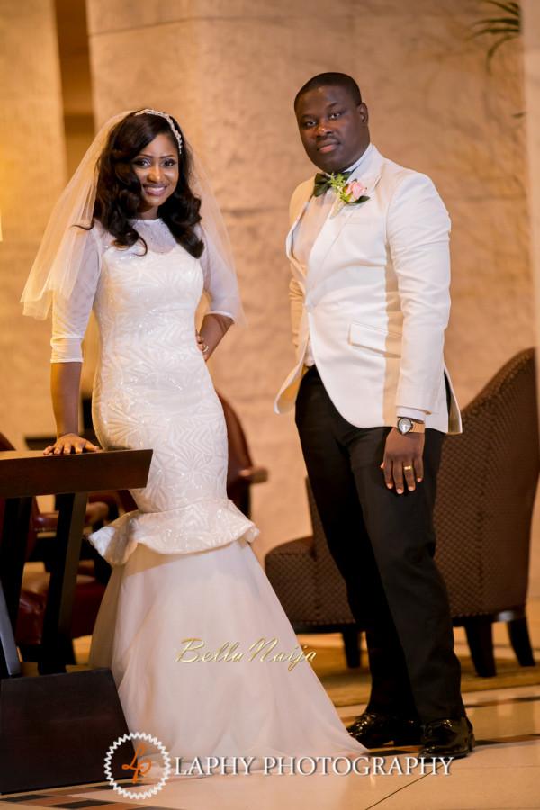 Foluso & Tunde Leye | Yoruba Lagos Nigerian Wedding | Laphy Photography | BellaNaija 0.59