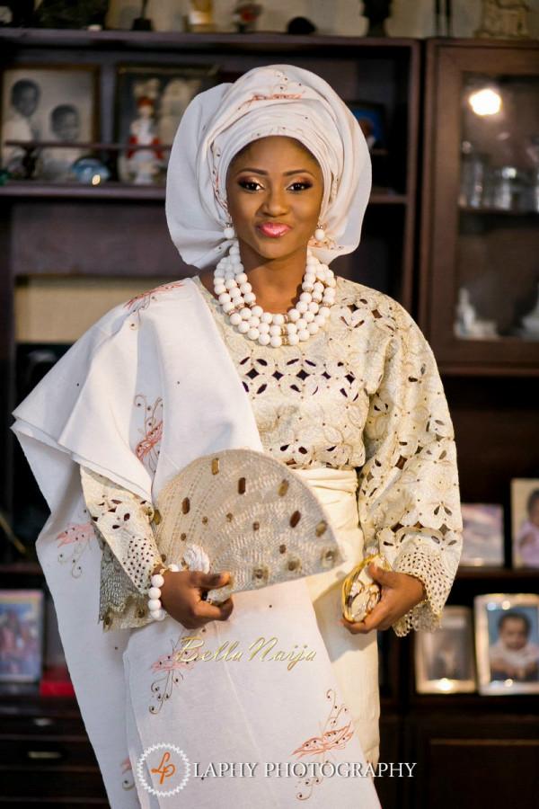 Foluso & Tunde Leye   Yoruba Lagos Nigerian Wedding   Laphy Photography   BellaNaija October 2014 0.22b