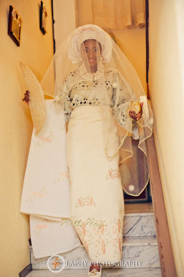 Foluso & Tunde Leye   Yoruba Lagos Nigerian Wedding   Laphy Photography   BellaNaija October 2014 0.44
