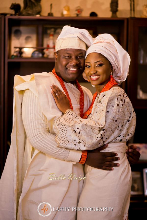 Foluso & Tunde Leye   Yoruba Lagos Nigerian Wedding   Laphy Photography   BellaNaija October 2014 0.72