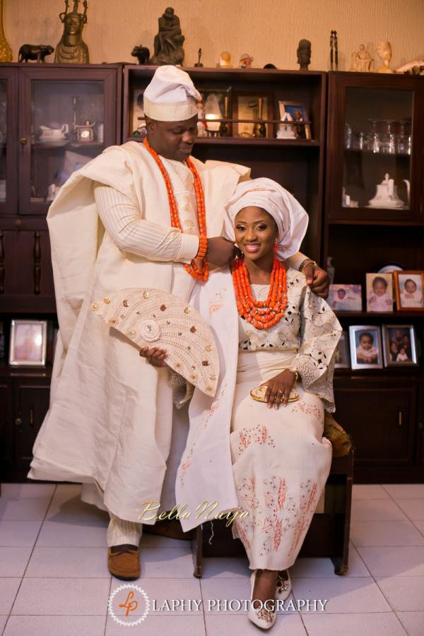 Foluso & Tunde Leye   Yoruba Lagos Nigerian Wedding   Laphy Photography   BellaNaija October 2014 0.74a