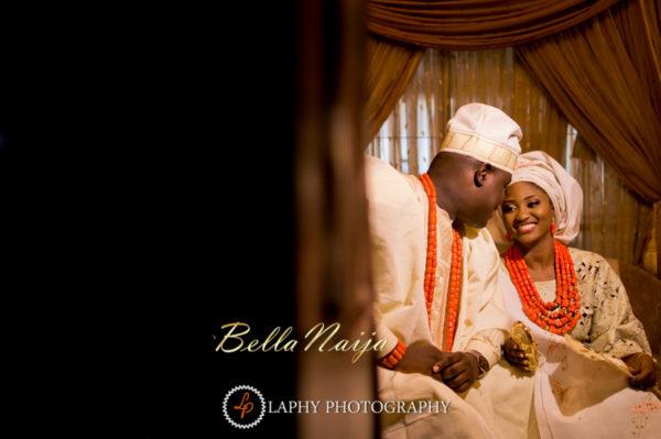 Foluso & Tunde Leye   Yoruba Lagos Nigerian Wedding   Laphy Photography   BellaNaija October 2014 0.78